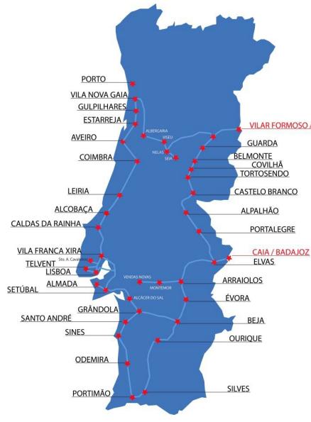 mapa de fibra optica em portugal Tópico geral acerca de Cabovisão   Netvisão | Página 1845 | ZWAME  mapa de fibra optica em portugal