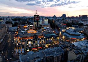Centro de Kiev_por Hoodrat (cc)