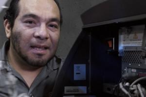 Daniel Regalado analista de malware para Symantec (DR)