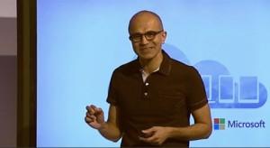 Satya Nadella_Microsoft - IDGNS