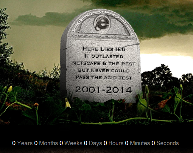 IE6Death