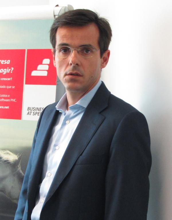 Nuno Archer-director-geral da  Winsig (DR)