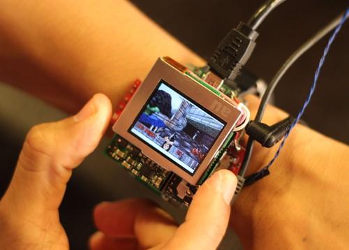 Smartwatch - Chris Harrison_Carnegie Mellon University