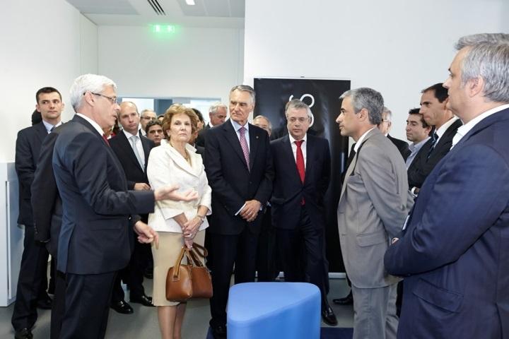 Inauguracao centro de investigacao tecnologica Celfocus Vodafone 2
