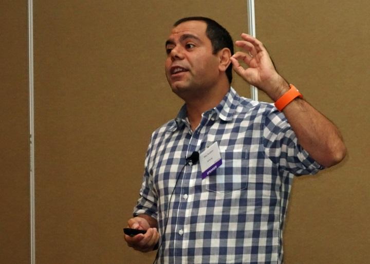 Moe Tanabian_director do Smart Things IoT Innovation Lab_ da Samsung_por Stephen Lawson_IDG (DR)