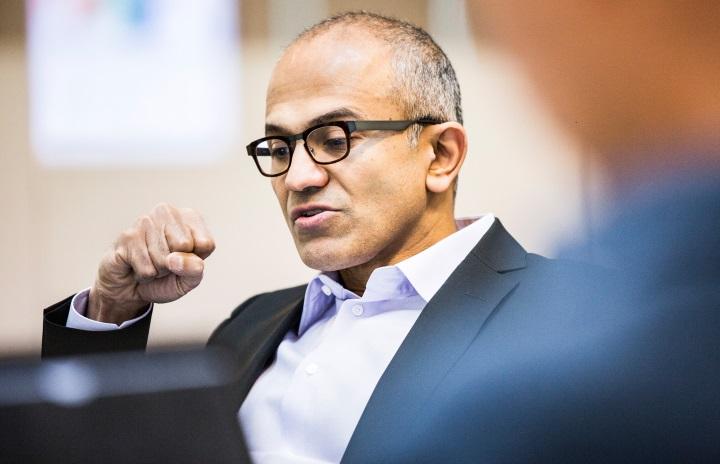 Satya Nadella_CEO da Microsoft (DR)