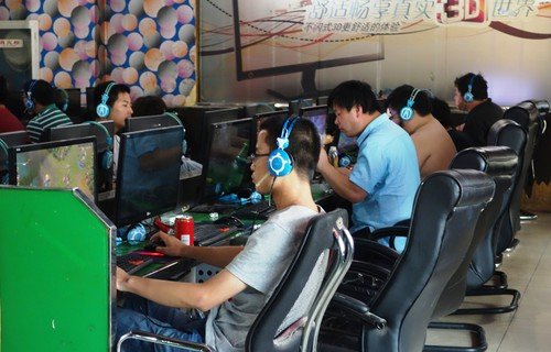 internet cafe china - Michael Kan_IDGNS