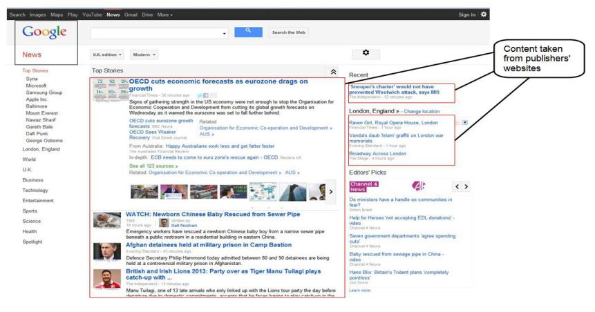 Google News - DR