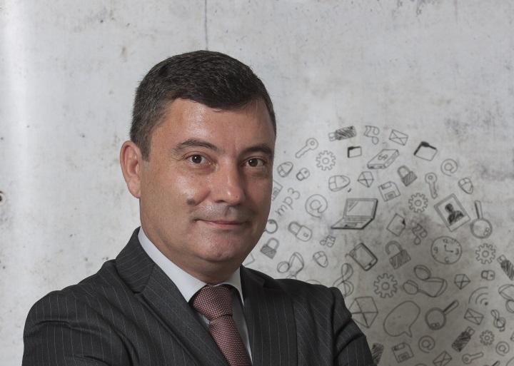 Carlos Monteiro, director comercial da Meta4
