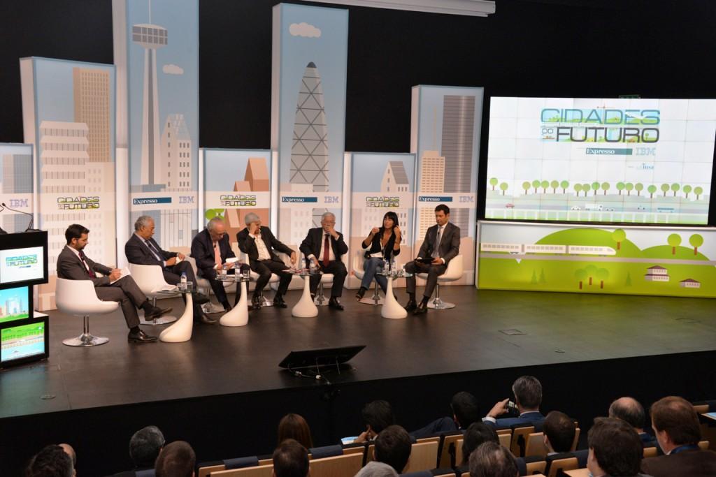Conferencia Cidades do Futuro - IBM