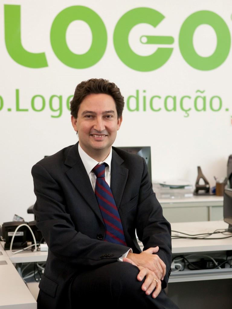 José Pedro Inácio, director-geral da LOGO