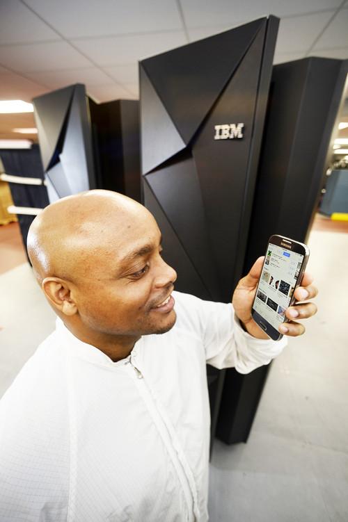 Z13 mobile - IBM