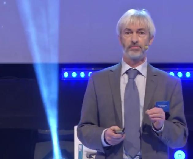 Pierre de Muelenaere - CEO, presidente e fundador da IRIS