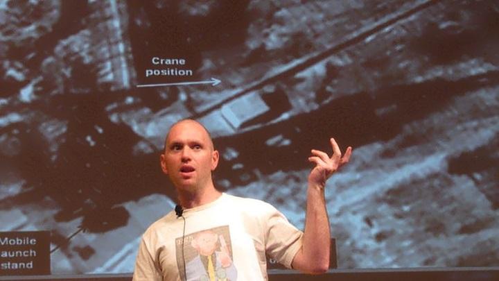 David Jorm, engenheiro da IIX