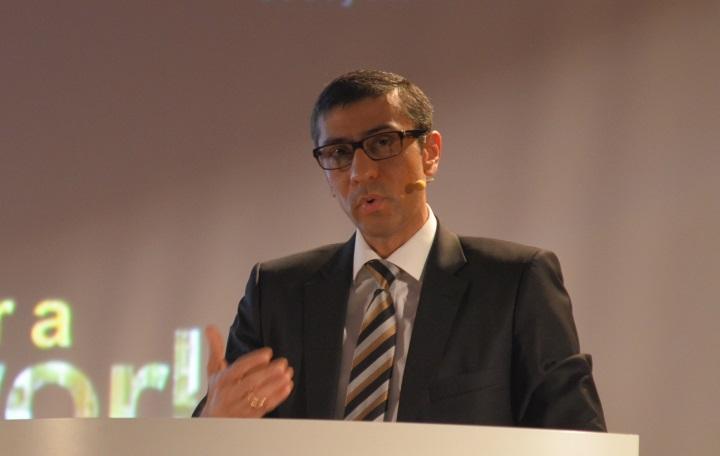 Rajeev Suri_CEO da Nokia