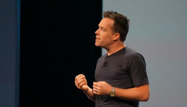 David Burke -chefe de engenharia na Google