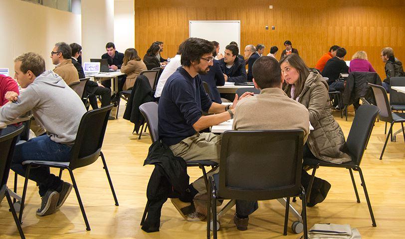 Escola de startups da UPTEC