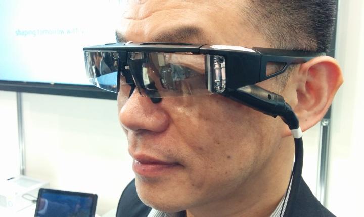 Oculos inteligentes  da Fujitsu_Tim Hornyak