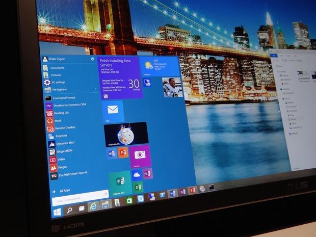 Windows 10 - James Niccolai - IDGNS