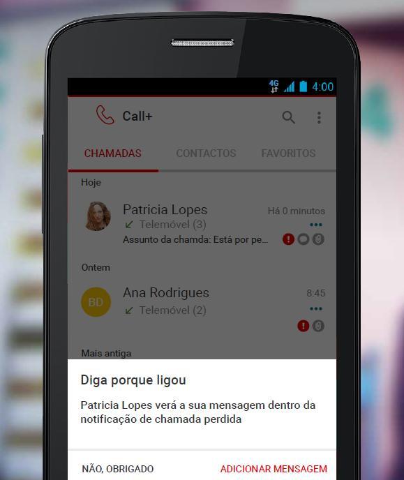 call+ - Vodafone