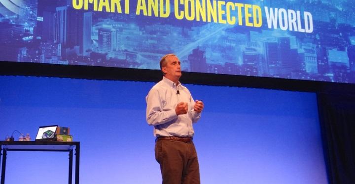 Brian Krzanich_CEO da Intel