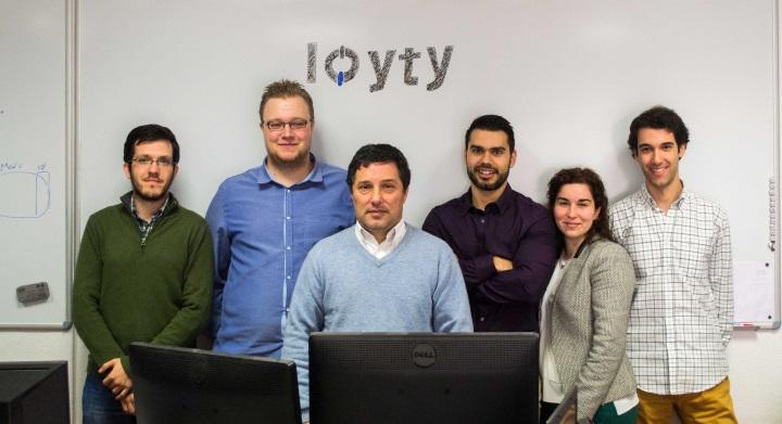 Equipa da Loyty