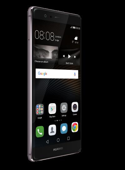 P9_Grey_sandblasted_rightFront_HD_UI_screen
