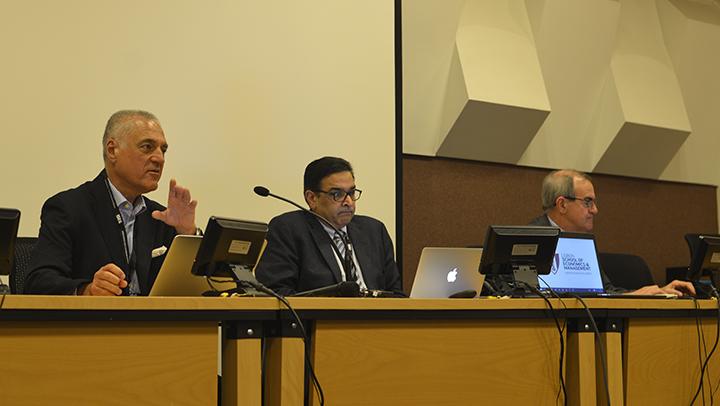 Conferência Cibsegurança ISEG
